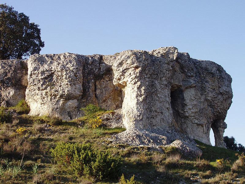 Piedra Sillada (Alcózar)