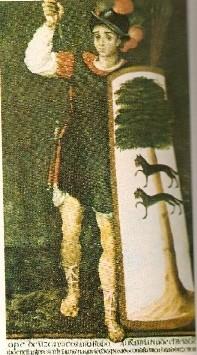 Orígenes legendarios del Señorío de Vizcaya: Jaun Zuria y otras hierbas