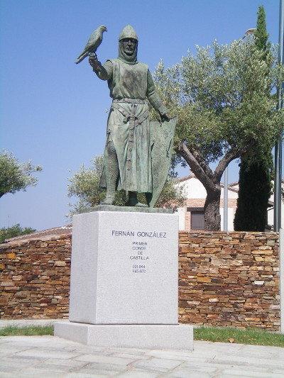 Fernán González, conde de Castilla y de Álava