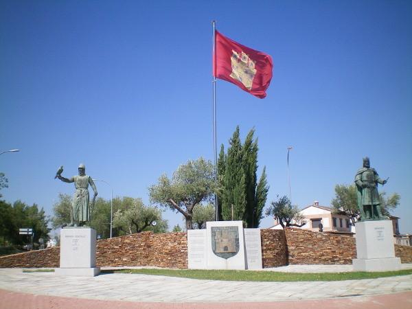Homenaje a los Fundadores de Castilla en Navalcarnero