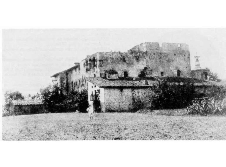 Ruinas Palacio Altamira