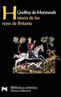 Historia de los reyes de Britania Book Cover