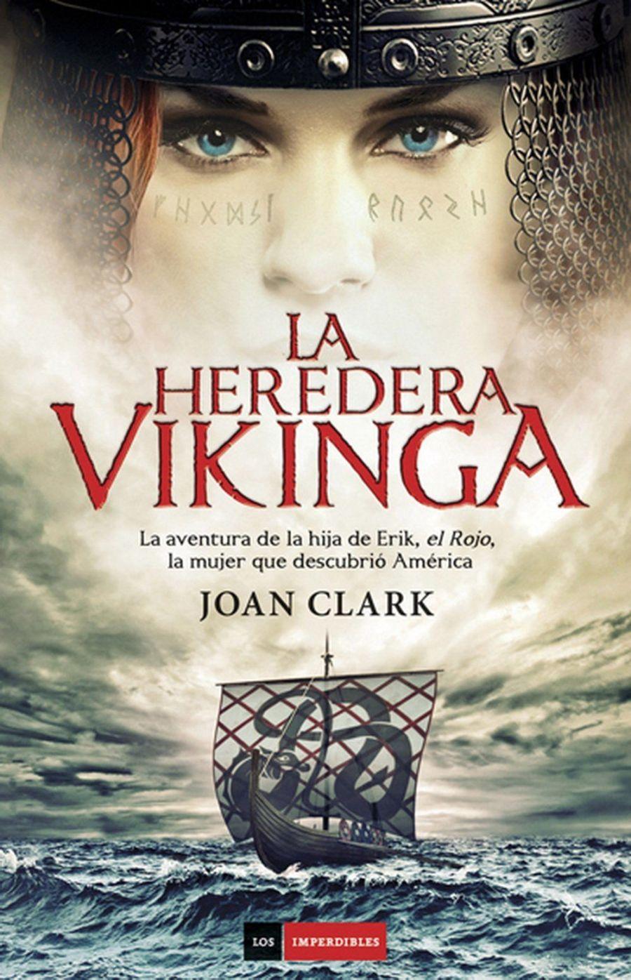 La heredera vikinga Book Cover