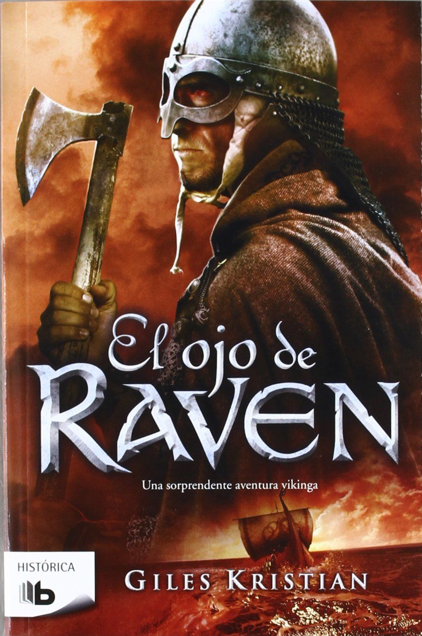 El ojo de Raven Book Cover