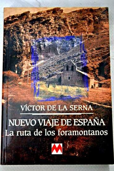 Nuevo viaje por España : la ruta de los foramontanos Book Cover