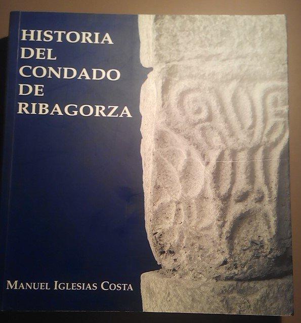 Historia del condado de Ribagorza Book Cover