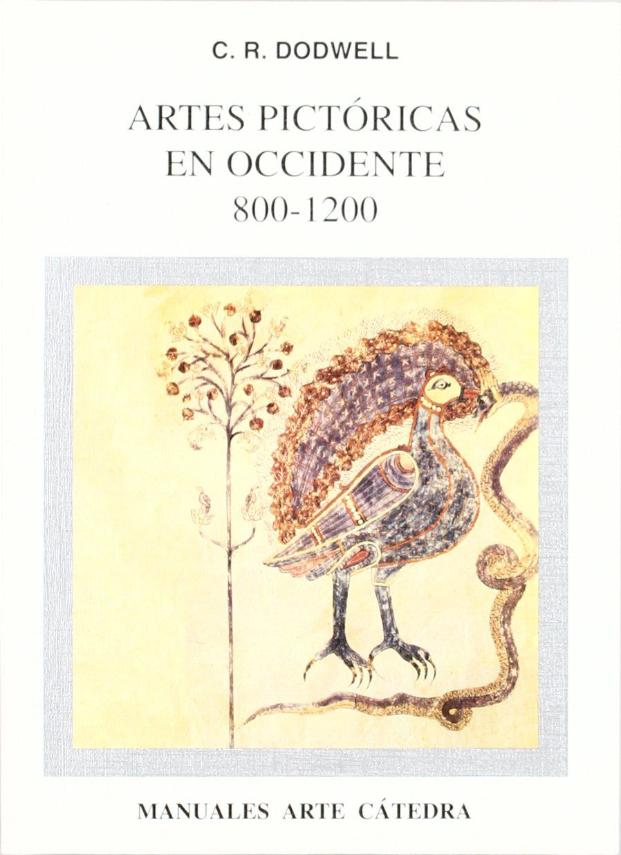 Artes pictóricas en Occidente, 800-1200 Book Cover