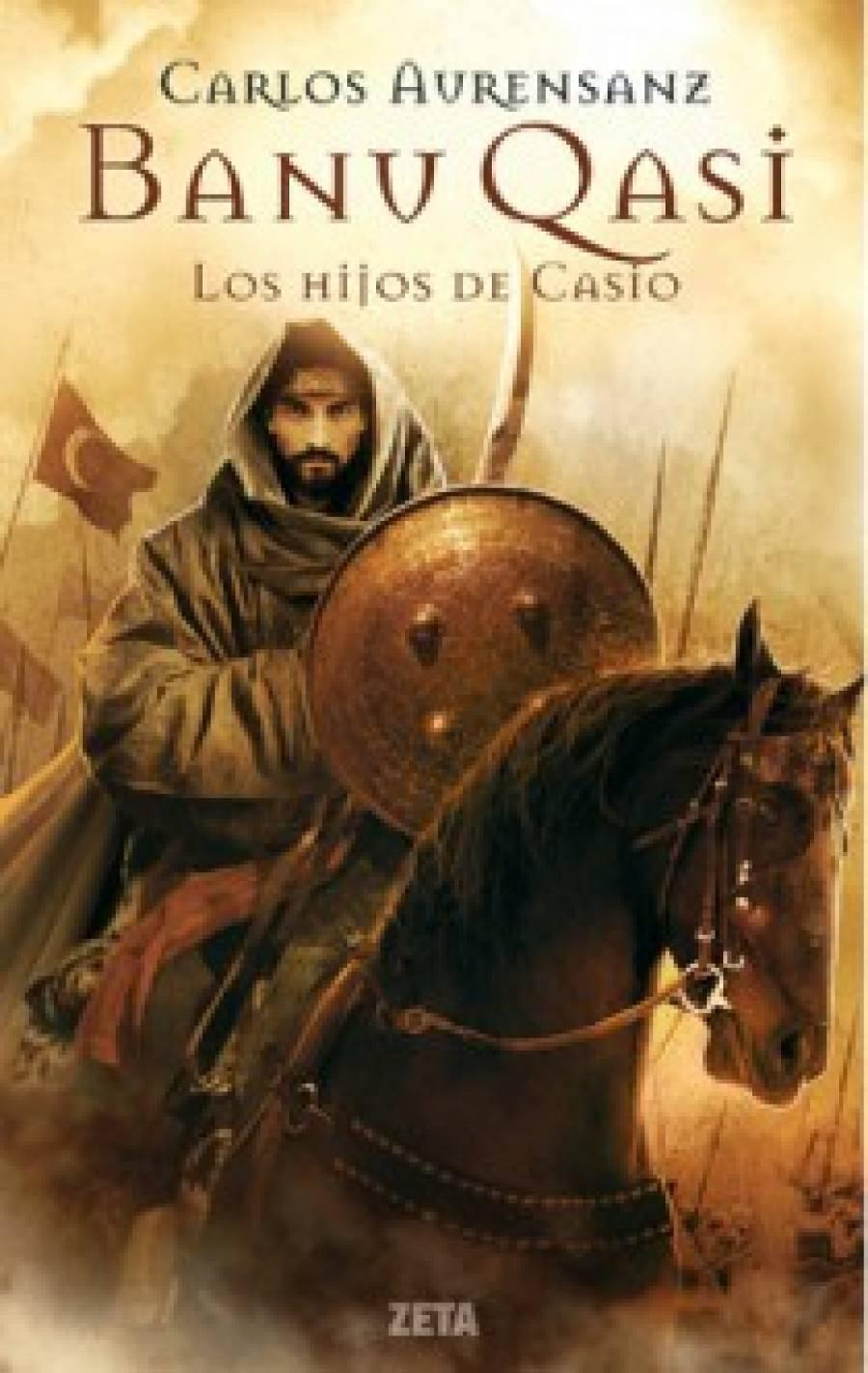 Banu Qasi. Los hijos de Casio Book Cover