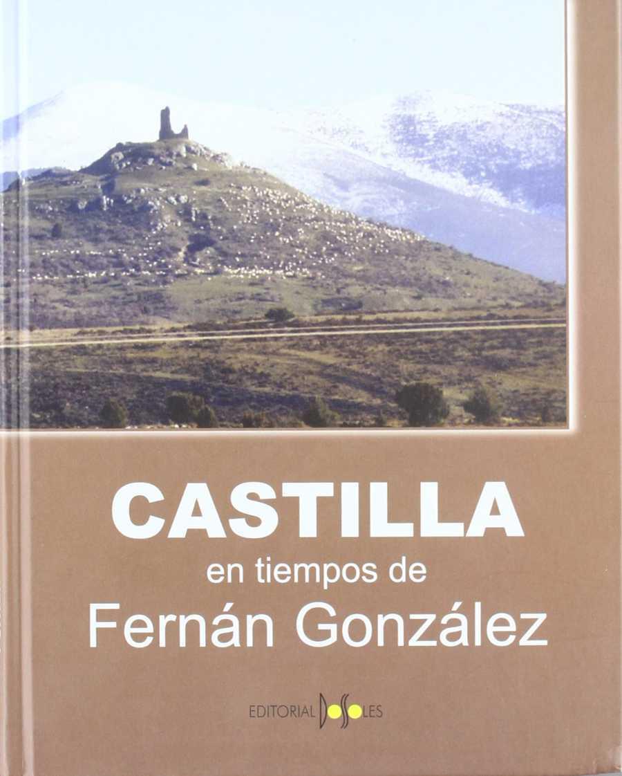 Castilla en tiempos de Fernán González Book Cover