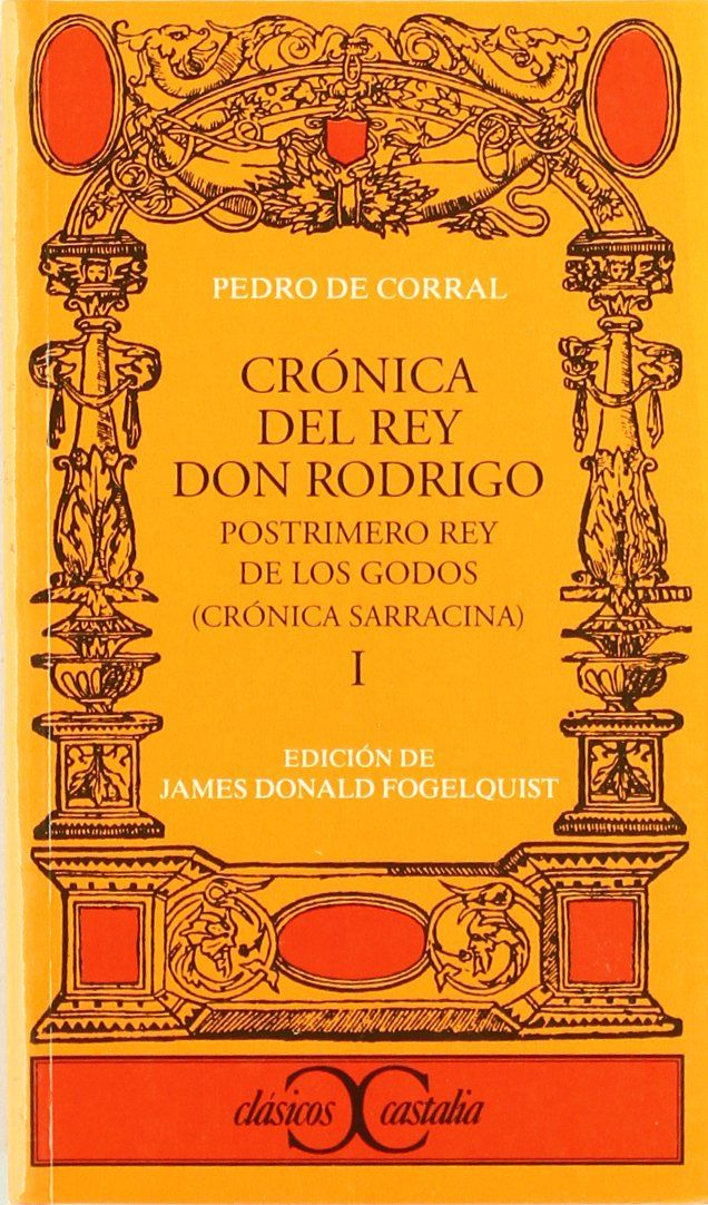 Crónica del Rey don Rodrigo, I . Book Cover