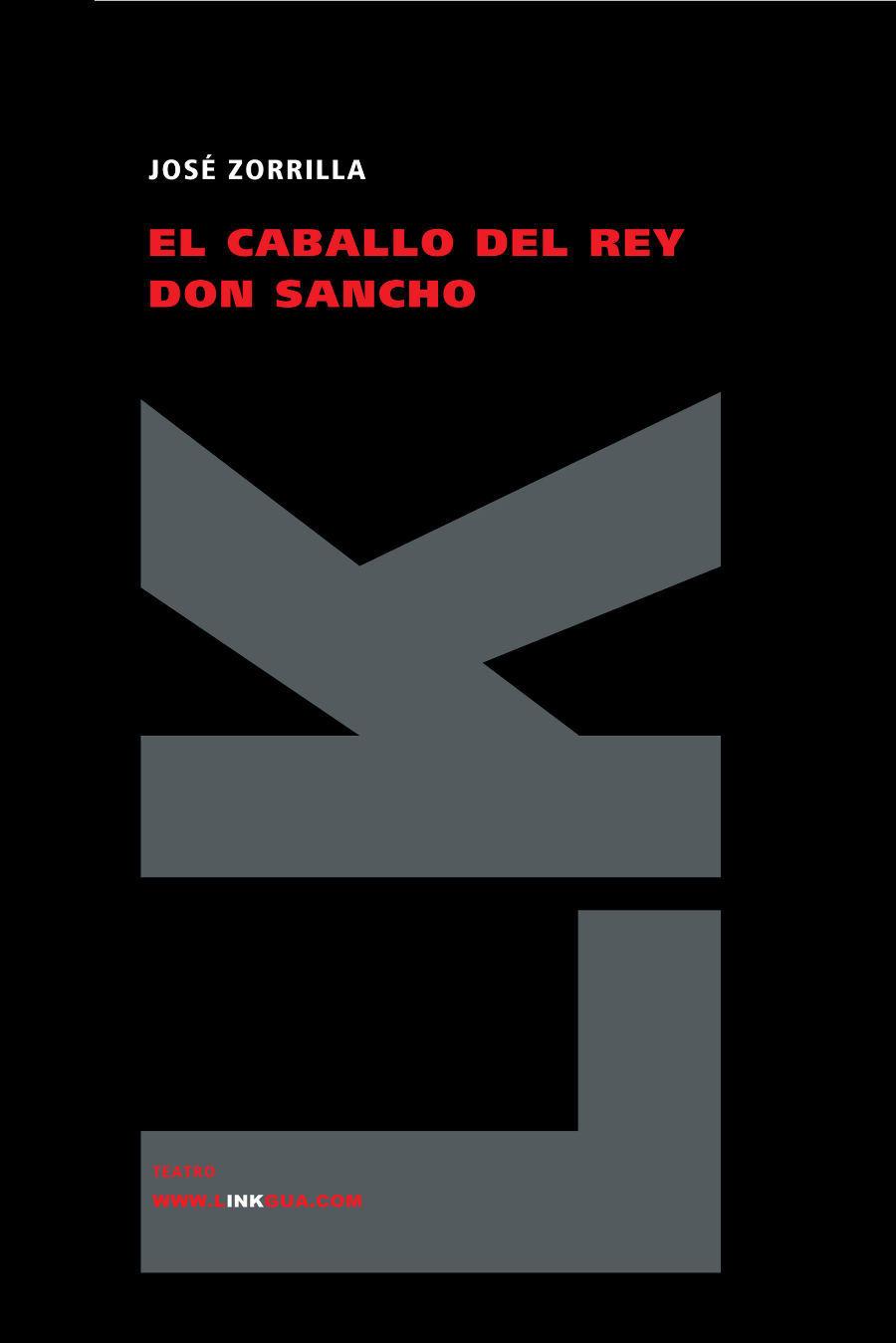 El caballo del rey don Sancho Book Cover