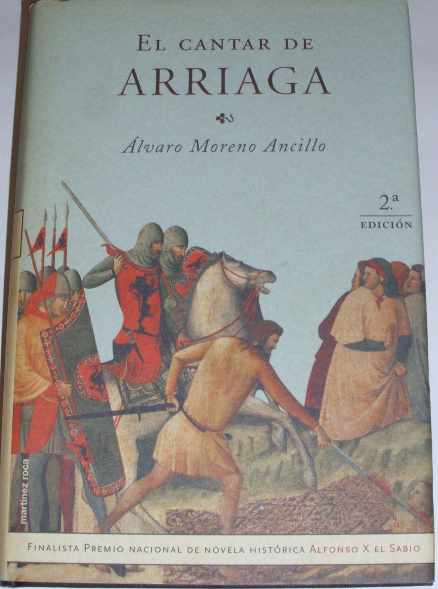 El cantar de Arriaga Book Cover