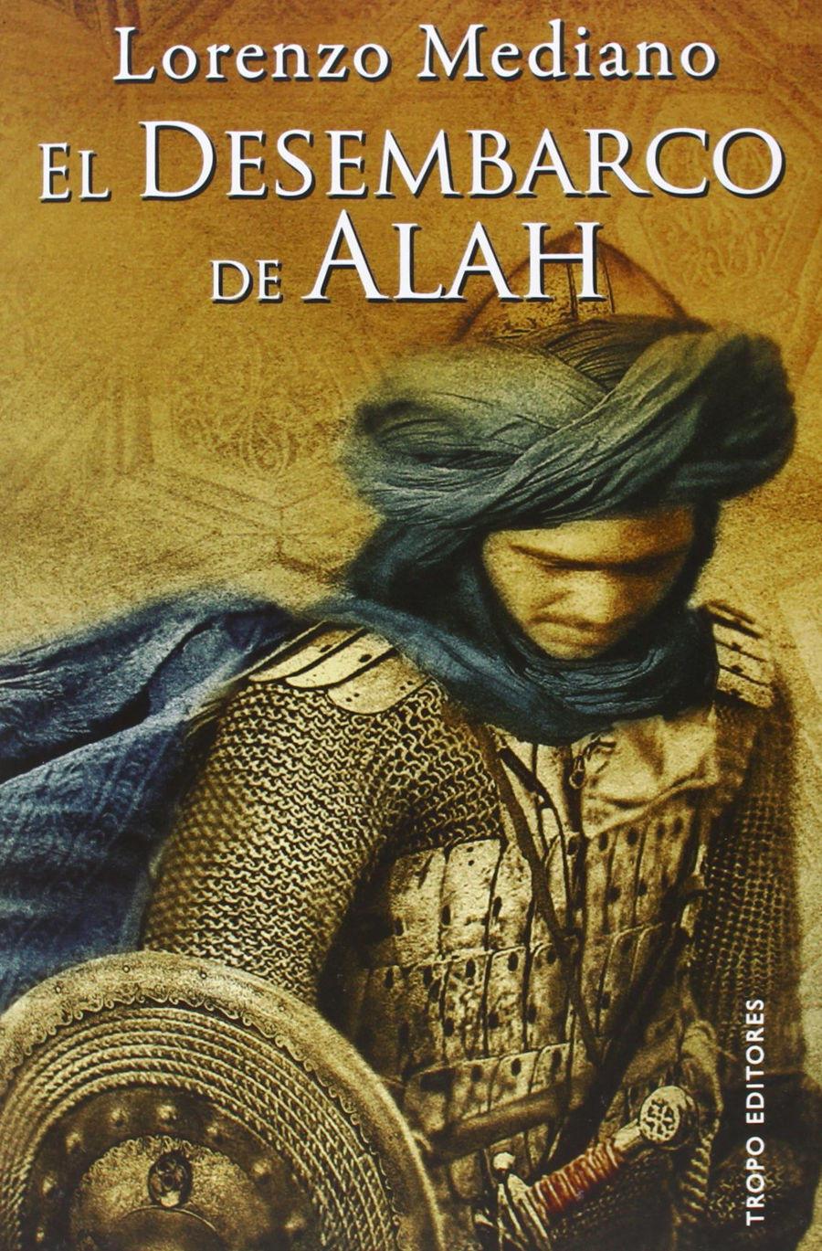 El desembarco de Alah Book Cover