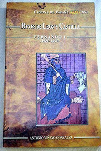 Fernando I el Magno: 1035-1065 Book Cover