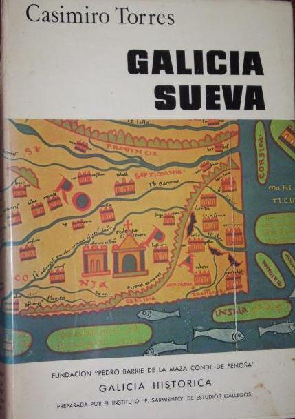El reino de los suevos - Galicia sueva Book Cover