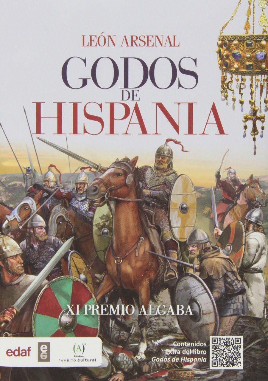Godos de Hispania Book Cover