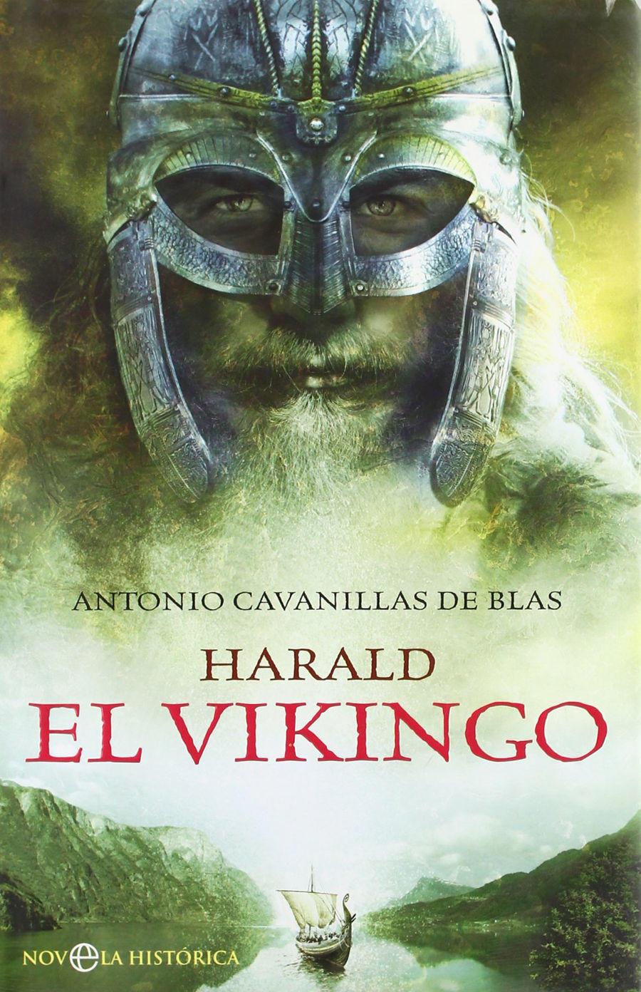 Harald el vikingo Book Cover