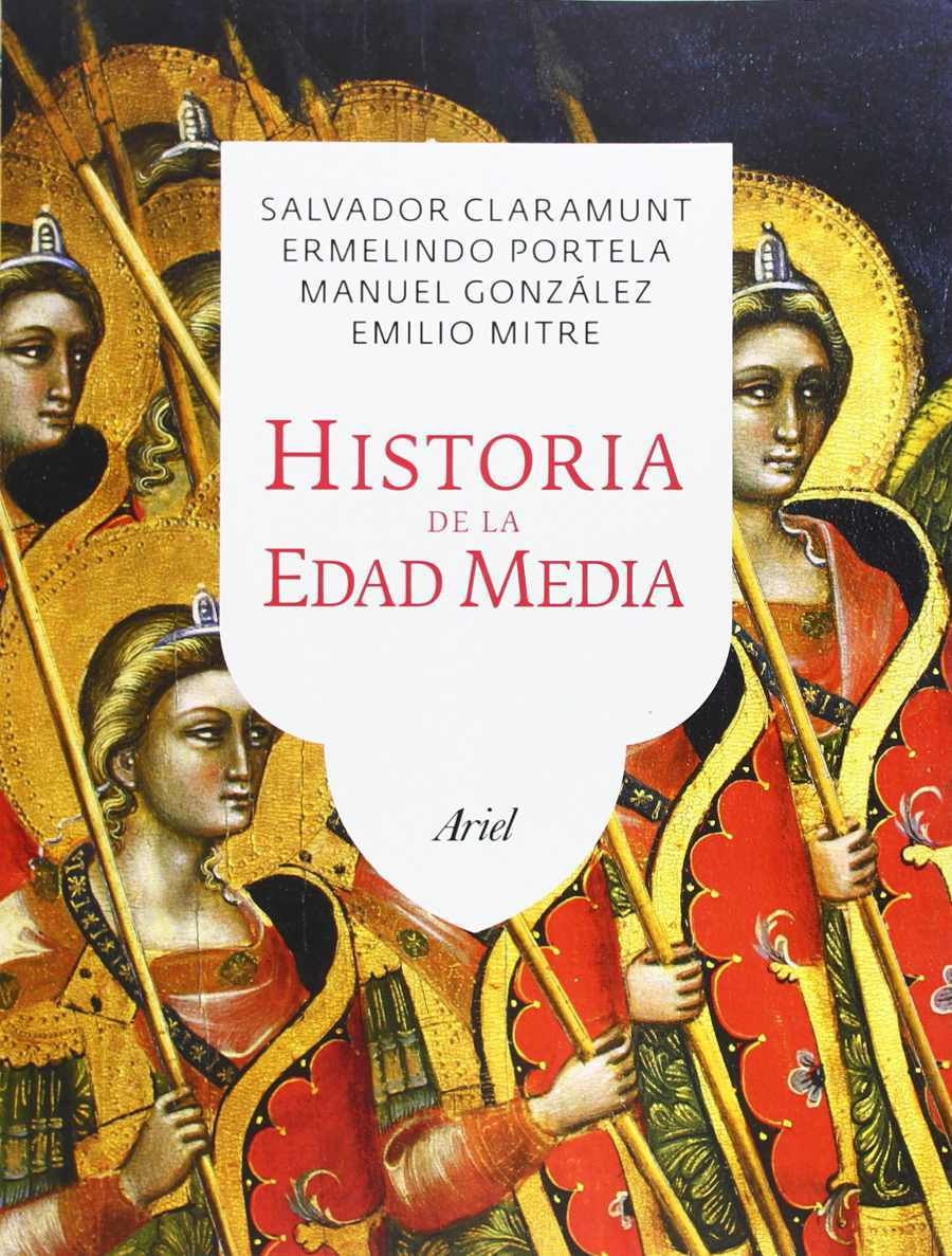 Historia de la Edad Media (Ariel) Book Cover