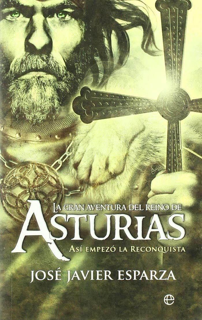 La gran aventura del reino de Asturias Book Cover