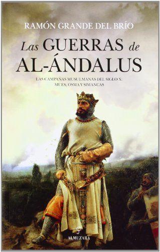 Las Guerras de Al Ándalus Book Cover