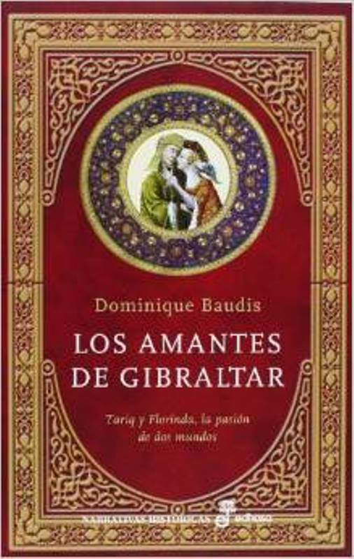 Los amantes de Gibraltar Book Cover
