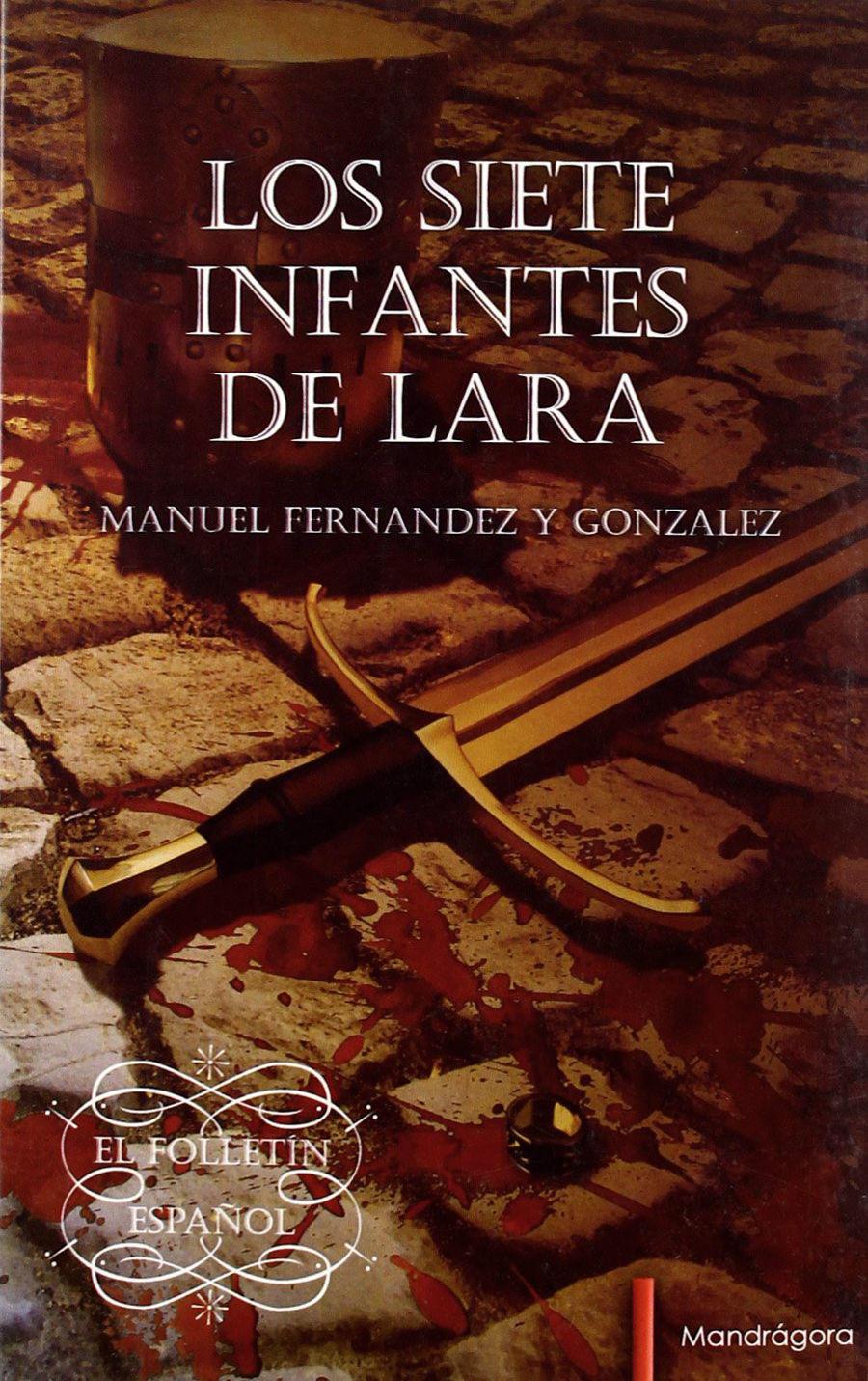 Los siete infantes de Lara Book Cover