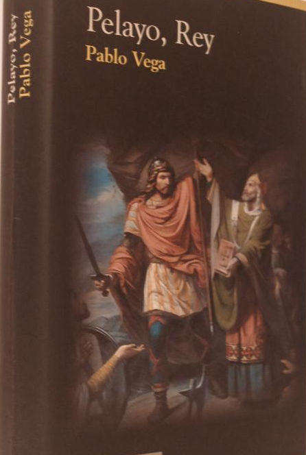 Pelayo, rey Book Cover