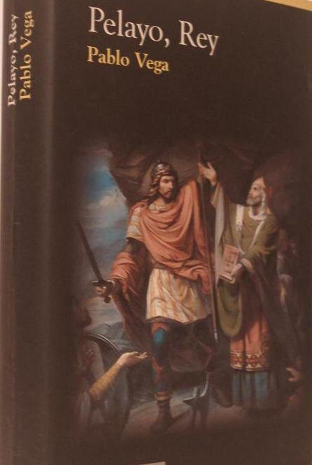 Pelayo, rey Book Cover