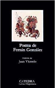 Poema de Fernán González Book Cover