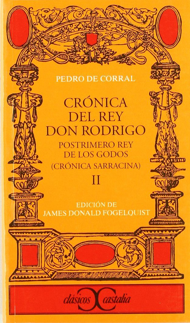 Crónica del Rey Don Rodrigo, vol. II Book Cover