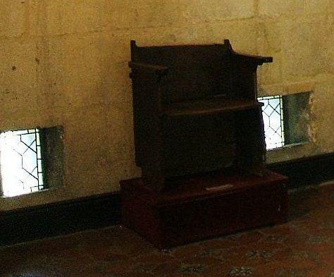 Escaño de los Jueces de Castilla