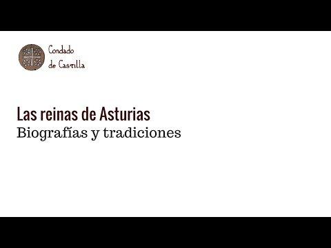 Vídeo sobre Las Reinas de Asturias