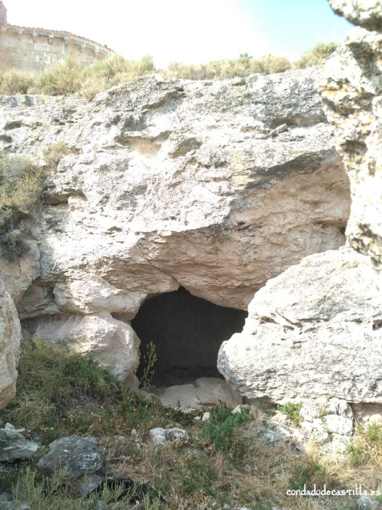 Cueva central