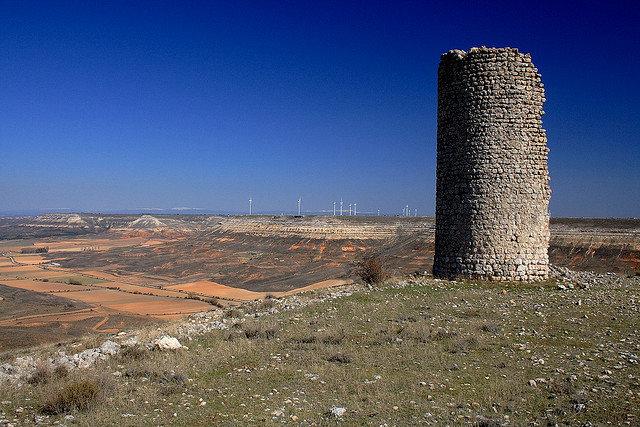 La Junta de Castilla y León concluye el proyecto de documentación de las atalayas altomedievales de Soria