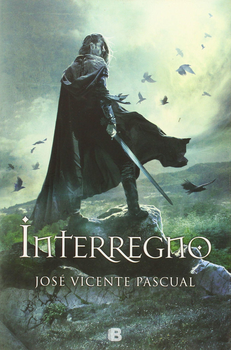 Interregno Book Cover
