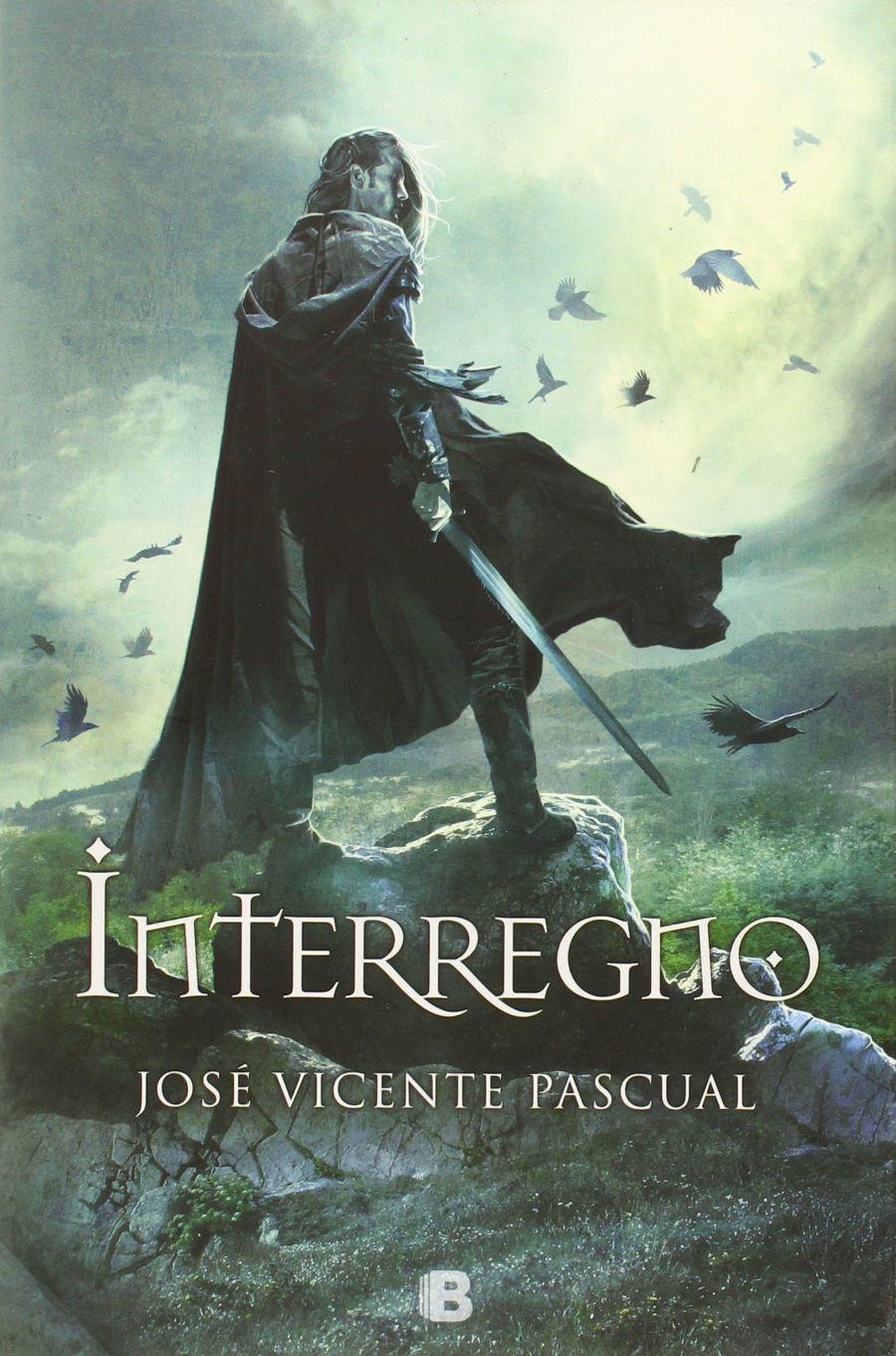 Interregno Book Cover