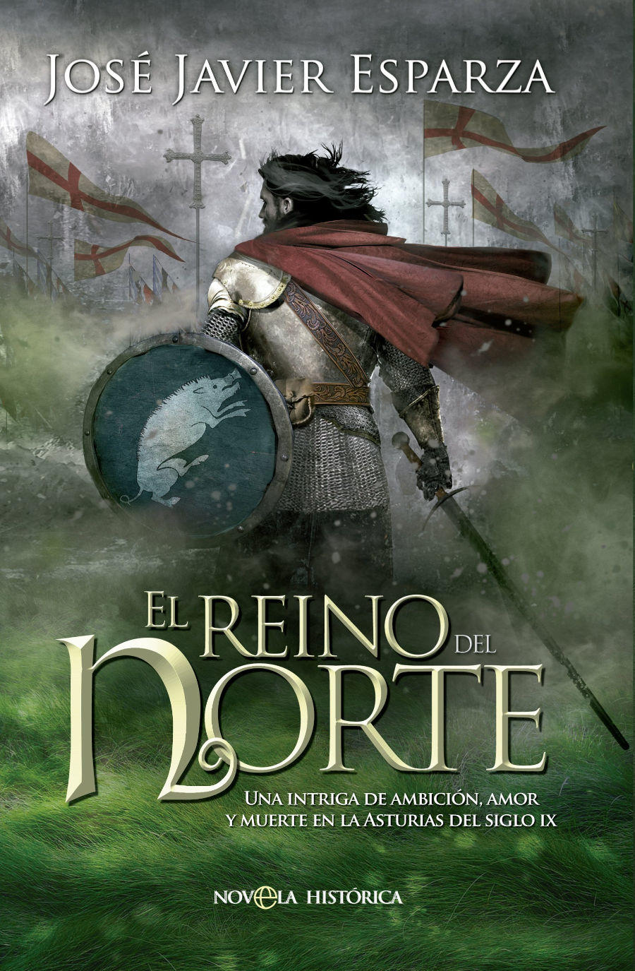 El reino del norte Book Cover