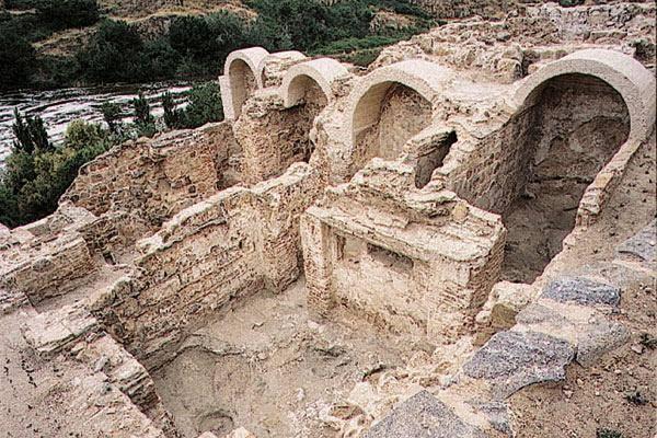 Yacimiento de los Baños de las Tenerías (Toledo)