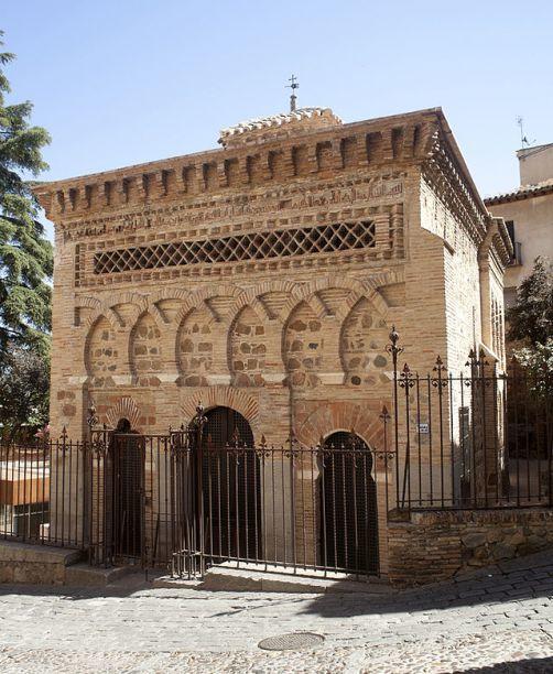 Mezquita de Bab al-Mardum o Iglesia del Cristo de la Luz (Toledo)