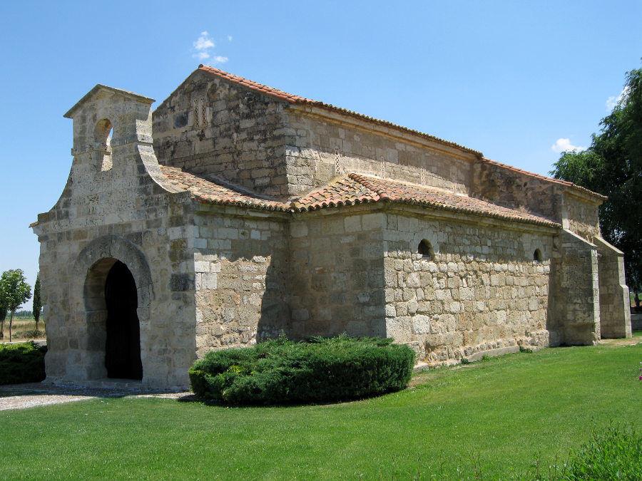 Misa por el rito mozárabe en San Juan de Baños el domingo 26 de junio