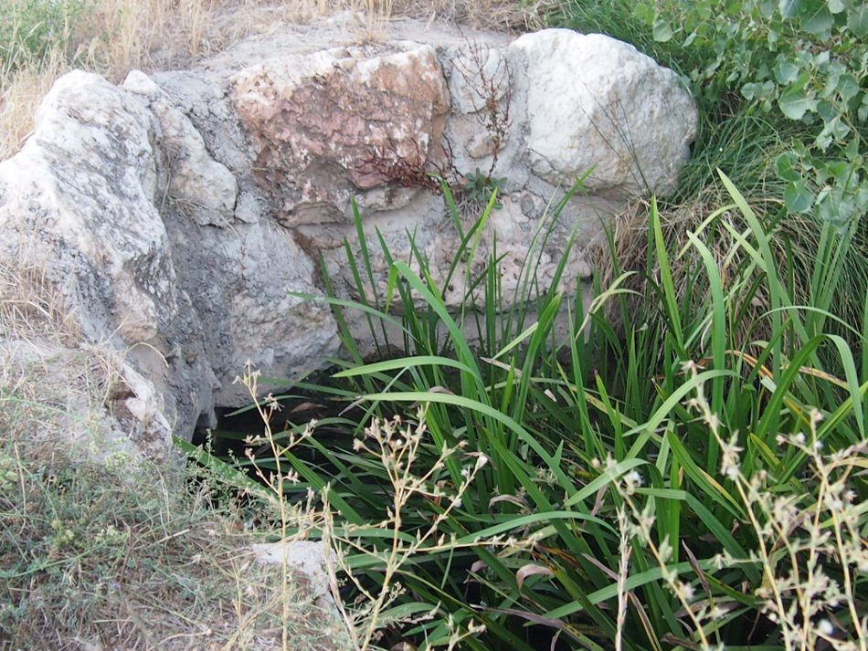 Posible puente romano en San Pedro de Valeránica