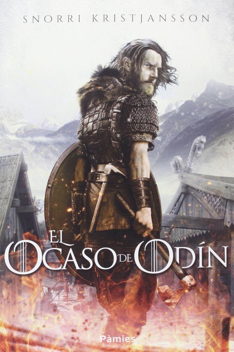 El ocaso de Odín Book Cover