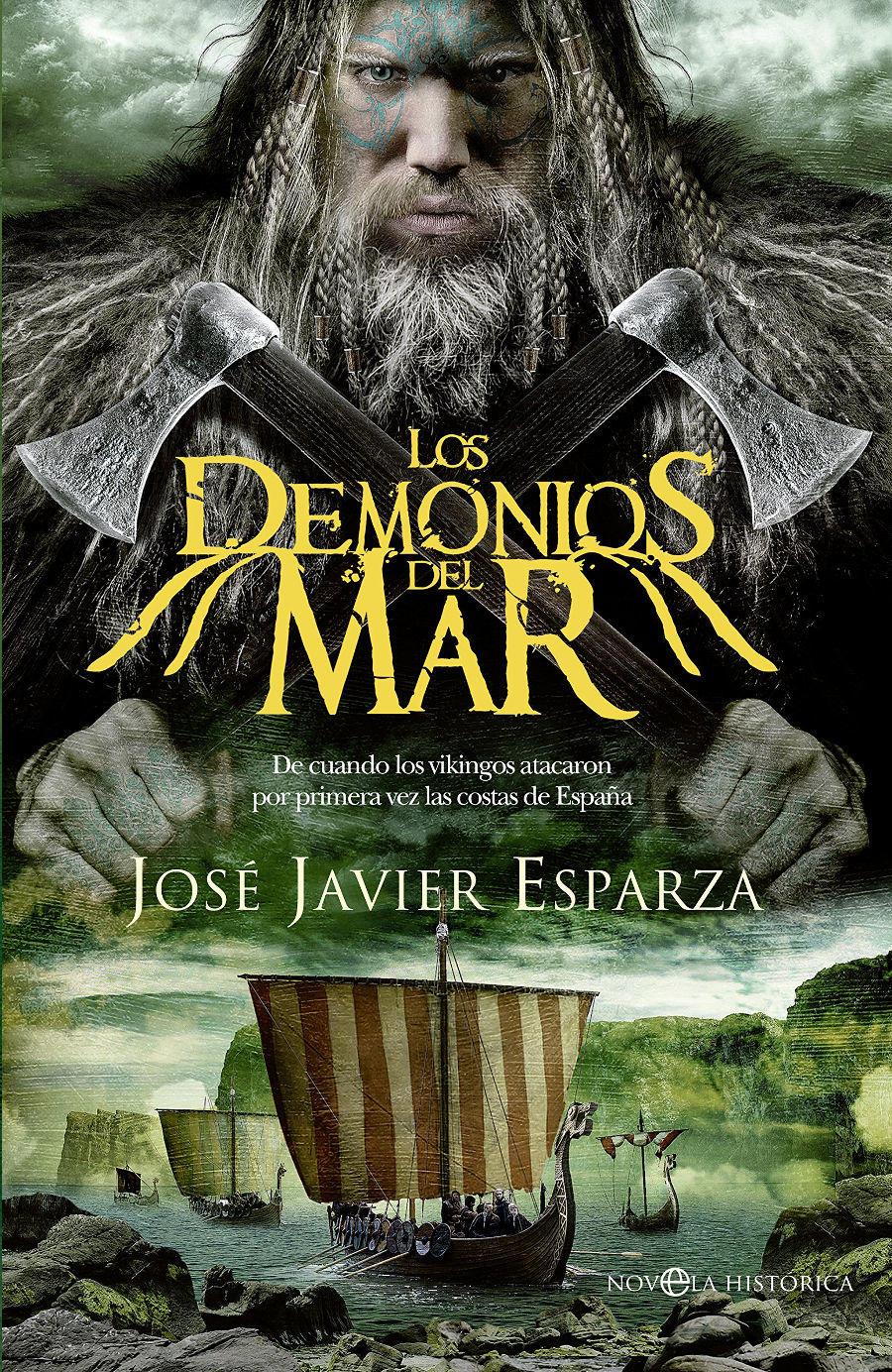 Los demonios del mar Book Cover