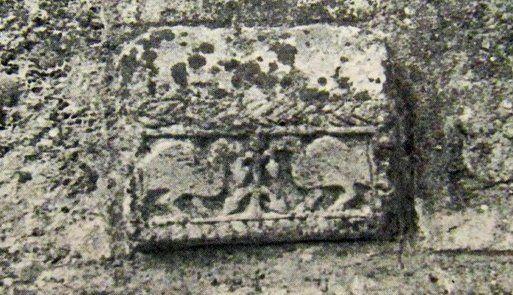 Cenefa prerrománica San Juan de la Hoz de Cillaperlata