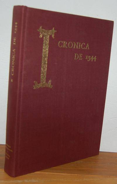 Crónica General de España de 1344 Book Cover