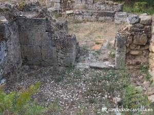 Restos de San Juan de la Hoz