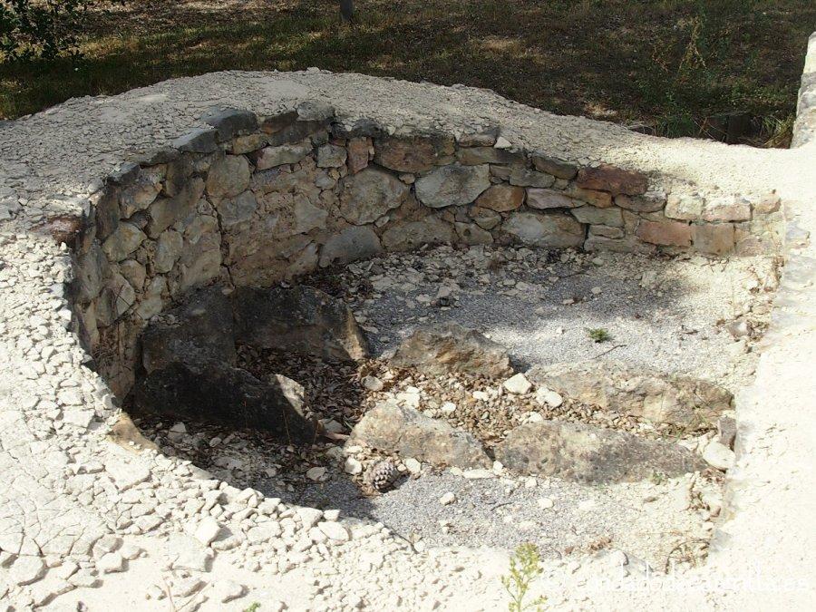 Contraábside de Santa María de Mijangos
