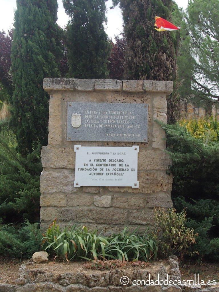 Monumento Batalla de Tamara