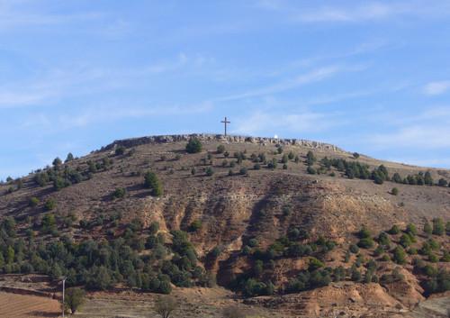 Socastillo. Lugar donde se encontraba la fortaleza de San Martín de Rubiales
