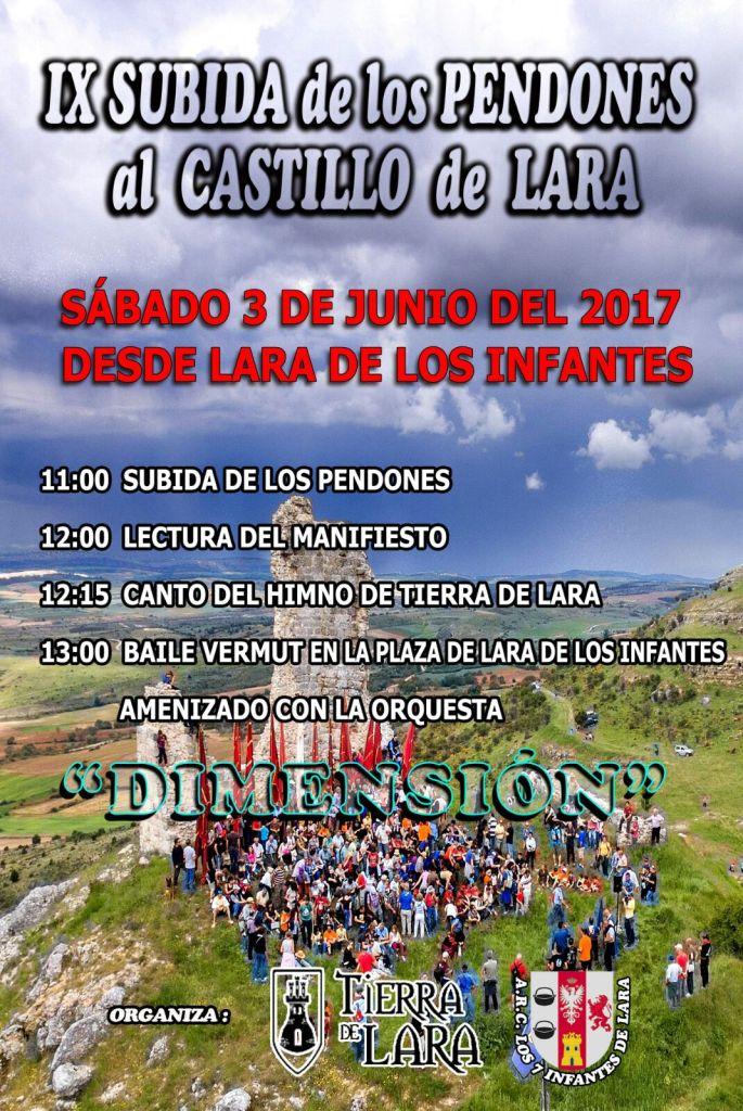 IX Subida Pendones al Castillo de Lara